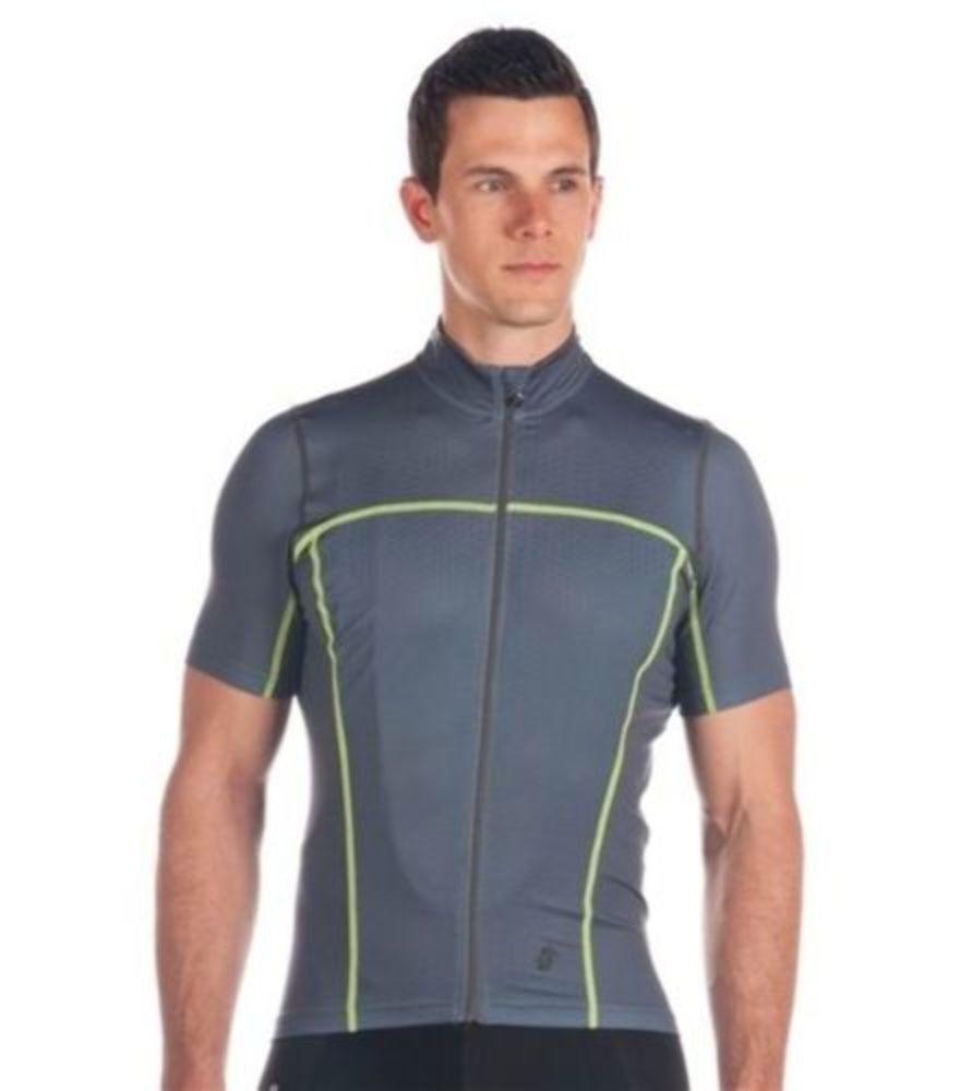 Hincapie Sportswear Power Max Men's Cycling S S Jersey Medium New