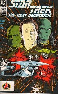 STAR TREK THE NEXT GENERATION n°1 (1995) - Play Press