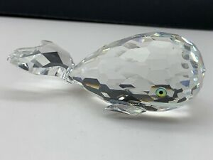 Swarovski-Figurine-014483-Mur-Moby-Epais-8-5-Cm-en-Parfaite-Condition