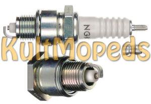 NGK-BP4HS-Bougie-convenable-pour-Yamaha-PW-50-numeros-1410B-W8BC-L92YC-w14fpl