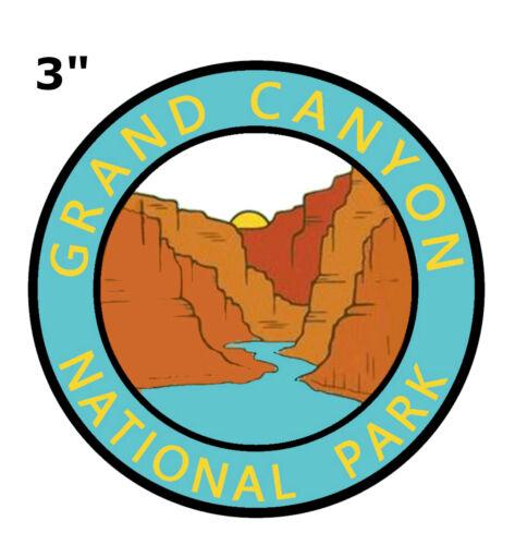 "Car Truck Window Bumper Graphics Sticker Decal Souvenir Grand Canyon Park 3/"""