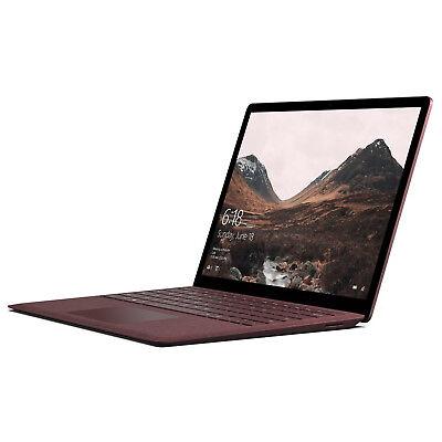 Microsoft Surface Laptop i7 8GB 256GB  Burgundy