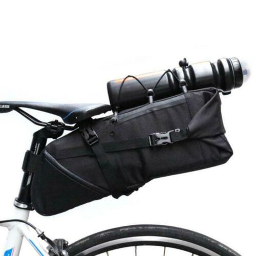 New Waterproof Cycling Bag Bike Saddle Bag Bicycle Rear Seat Pouch Tail Pannier
