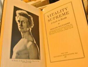 VITALITY-SUPREME-A-Guide-to-Health-Bernarr-Macfadden-1929