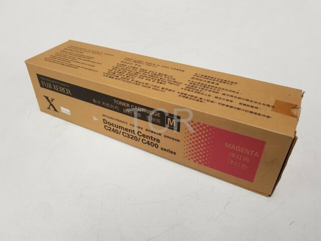 Fuji Xerox Genuine CT200208 Magenta Toner Cartridge to suit C240 C320 C400