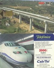 2000+100 PTA. Cabitel. Euromed en viaje.