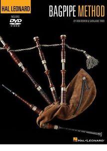 Hal-Leonard-Bagpipe-Method-Learn-to-Play-EASY-BEGINNER-Music-Lesson-Book-amp-DVD
