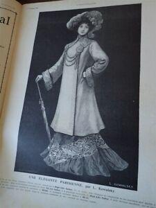 HIGH-LIFE-TAILOR-magasin-par-KOWALSKY-publicite-papier-ILLUSTRATION-1902-col-B