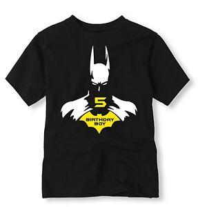 Batman Matching Shirts Personalized Batman Birthday Shirt Batman Dark Knight Rises Batman Themed Birthday Shirt