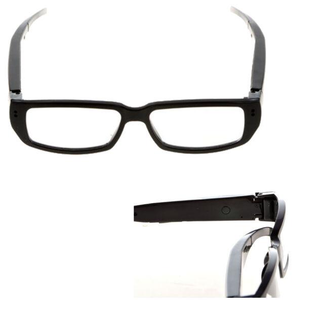 720P HD Mini Glasses Spy Hidden Camera Glasses Eyewear DVR Video Recorder Cam