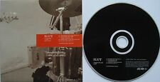 SLUT   __  Staggered and Torn   __  4 Track  PROMO CD  __  FOR COLLECTORS !