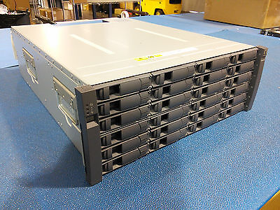 NetApp DS4243 Disk Shelf 4x PSU 2x  IOM3 SAS Controllers Storage Array/SAS TRAYS