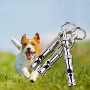 Puppy-Pet-Dog-Whistle-Two-tone-Ultrasonic-Flute-Stop-Barking-Sound-Repeller-SK