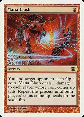 Mana Clash 8th Edition NM Red Rare MAGIC THE GATHERING MTG CARD ABUGames