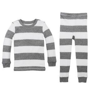 Image is loading Burt-039-s-Bees-Baby-Pajama-Sleep-Set- 5dc28f5c2