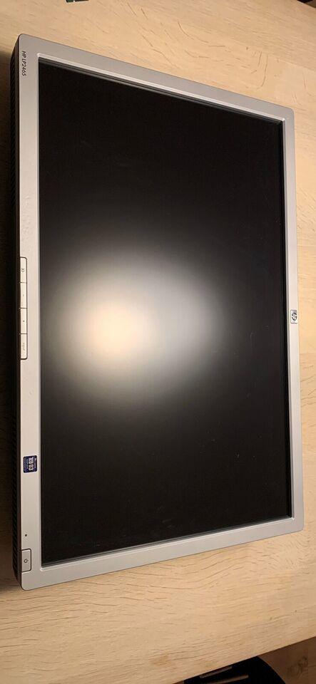 HP, fladskærm, HP LP2465