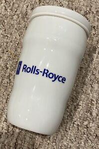 ROLLS-ROYCE in Ceramica Tazza Da Viaggio/scaldarsi Cup