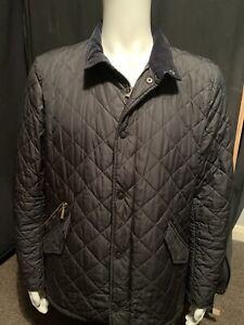 Mens-Barbour-Jacket-Large