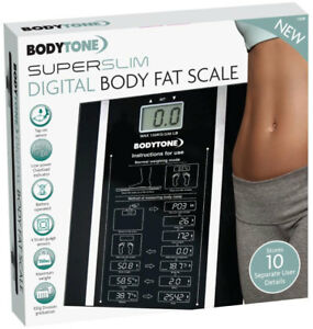 Digital-Body-Fat-Analyser-Scales-BMI-Healthy-150KG-Weighing-Scale-Weight-Loss-UK