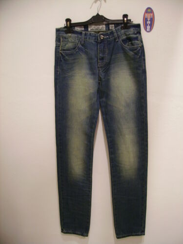 Chiaro Leggero Tg Pantalone Jeans Catbalou Lungo Blu 29 Maschio gqp41wC7