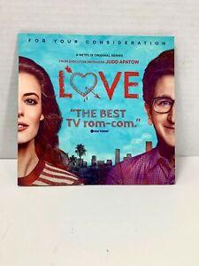 Details about LOVE FYC 2018 Netflix Original Series Season 3 Episodes 1, 5,  7 & 12 Rare Promo