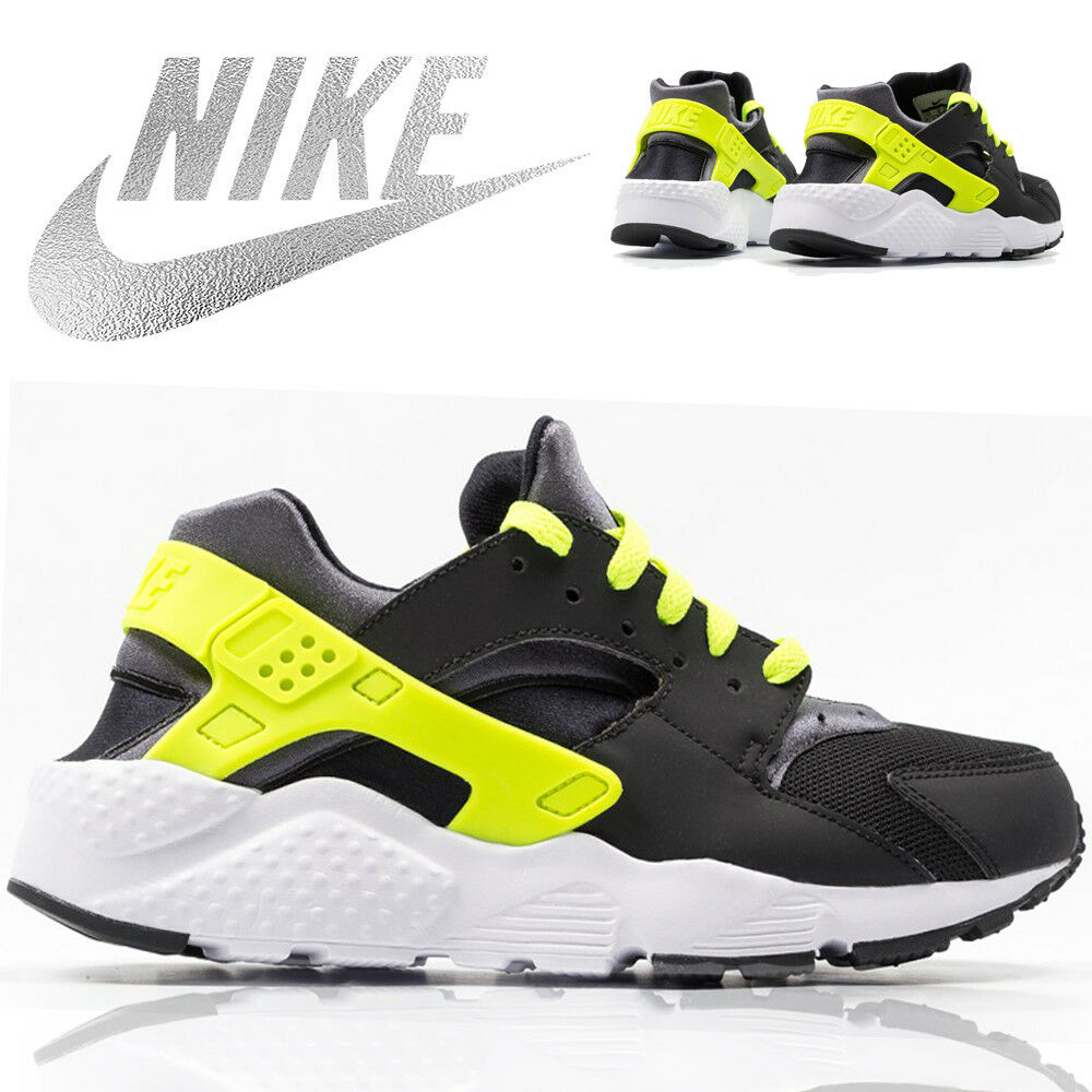 NIKE AIR HUARACHE LADIES GIRLS Femme SPORTS RUNNING GYM TRAINERS CASUAL Chaussures
