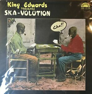 King-Edwards-Presents-Ska-Volution-Rare-Reggae-Vinyl-LP-NEW