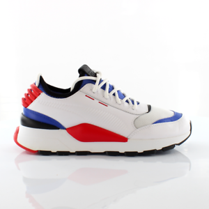 Puma RS-0 Sound Lacets BLANC Baskets Homme Running slip on shoes 366890 01
