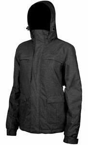 In Protest Jacket Smoke Clipper Snow Grey 8nnqHz7w