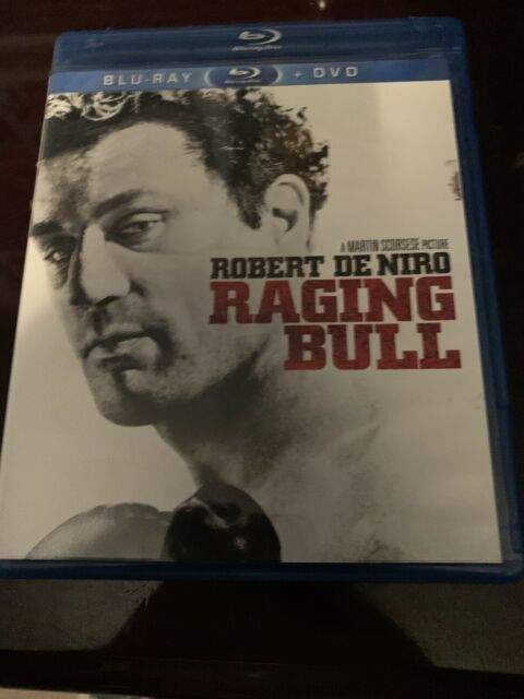 Raging Bull: 30th Anniversary Edition >> 1/11/11 - DVD ...