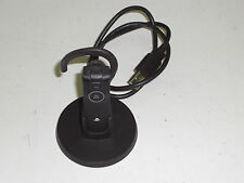 Original Sony Playstation 3 Ps3 Wireless Bluetooth Headset + Ladestation + Kabel