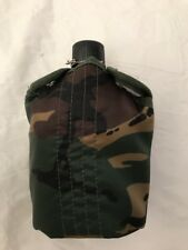 US FELDFLASCHE OHNE BEZUG OLIV OUTDOOR CAMPING MILITARY