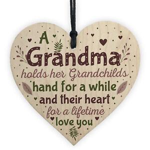 Image Is Loading Grandma Keepsake Birthday Christmas Gift From Granddaughter