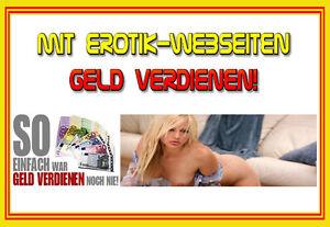 Mit Erotik-Webseiten Geld verdienen - inklusive Master Reseller Lizenz