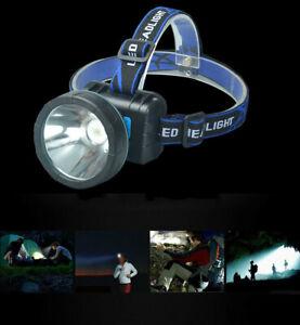 Eu-Impermeable-Phare-Lampe-Torche-Haute-Puissance-Rechargeable-Phare-LED-Blanc