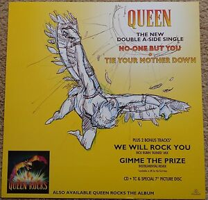 Queen-No-One-But-You-display-flat