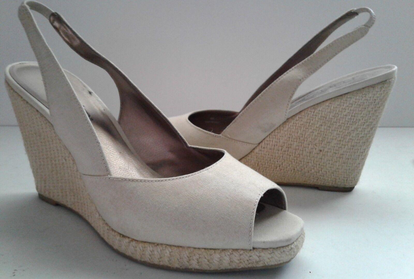 Moda Spana Size Whitney Women Wedge Sandal Size Spana 9 759d7d