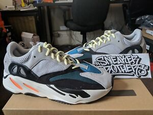 4a237e93fb1 Adidas Yeezy Boost 700 Wave Runner OG Grey Core White Black Kanye ...