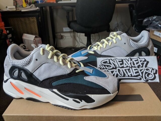 867296fba38eb9 Adidas Yeezy Boost 700 Wave Runner OG Grey Core White Black Kanye West  B75571