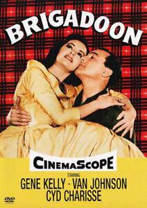 Brigadoon-1954-Gene-Kelly-DVD-NEW