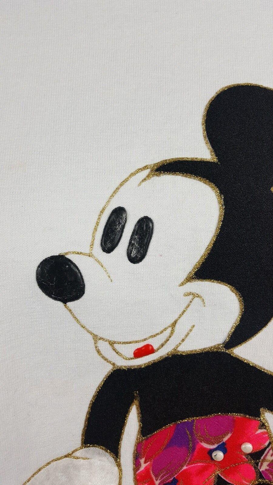 Walt Disney World Vintage 80s-90s Mickey Mouse Em… - image 2