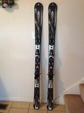 2008 Rossignol Zenith Z11 Multix All Mountain Skis and Athalon Padded Ski Bag