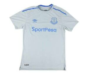 Everton 2017-18 Authentic Away Shirt (eccellente) M