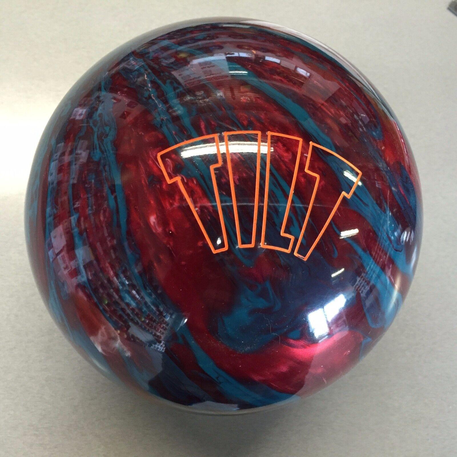 CIRCLE TILT   BOWLING ball 15 lb  NEW IN BOX   VERY RARE