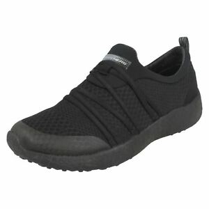 Details about SKECHERS BURST VERY DARING WOMENS MEMORY FOAM TRAINERS 12735 BRAND NEW