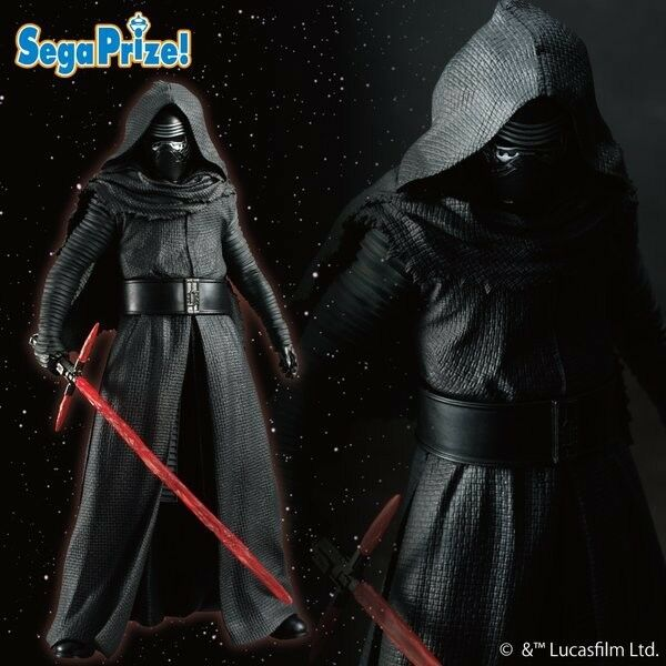 Star Wars VII The Force Awakens Kylo Ren PM Premium 1/10 PVC Figure SEGA