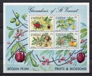 25232-S-Vincent-amp-Grenadines-1985-MNH-New-Fruits
