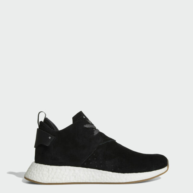 NMD_C2 SUEDE PACK Shoes Core Black