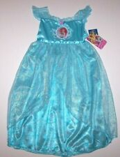 iiniim Child Girls Princess Nightgown Soft Cotton Pajamas Toddler Heart Shape Sleepwear Nightwear Dress