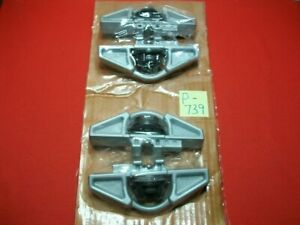 BRAND NEW OEM SET OF 4 TOYOTA BED TIE-DOWN CLEATS 2007-2021 LOCK-IN #PT278-0C01B